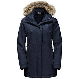 Jack Wolfskin Arctic Ocean Jacket Women midnight blue